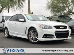 Used 2014 Chevrolet SS SS For Sale In Scottsdale, AZ