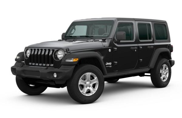 2020 Jeep Wrangler in Scottsdale, AZ