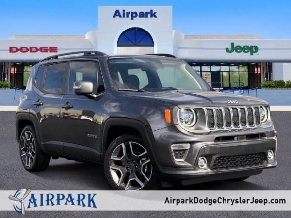 2020 Jeep Renegade in Scottsdale, AZ