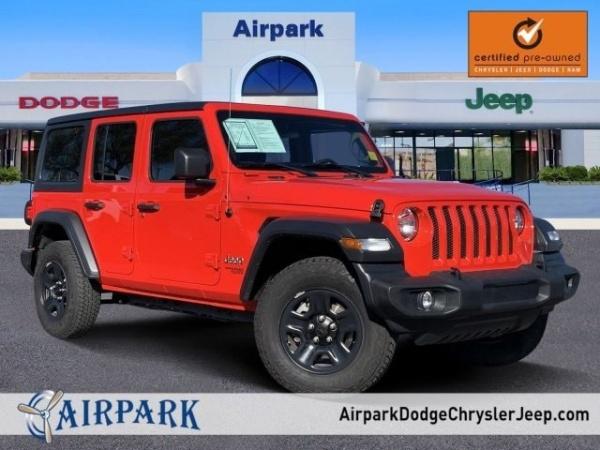 2018 Jeep Wrangler in Scottsdale, AZ