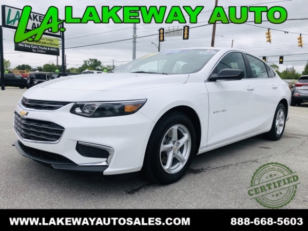 2018 Chevrolet Malibu Ls With 1ls For Sale In Morristown Tn