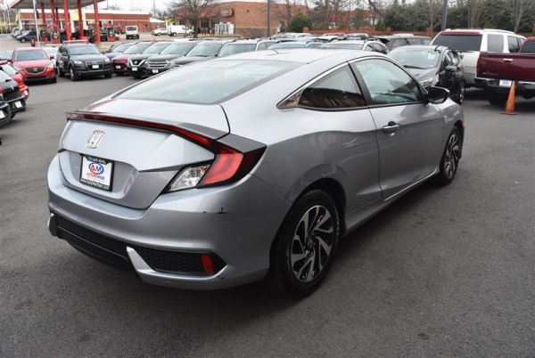 2017 Honda Civic in Leesburg, VA
