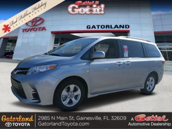 2020 Toyota Sienna in Gainesville, FL