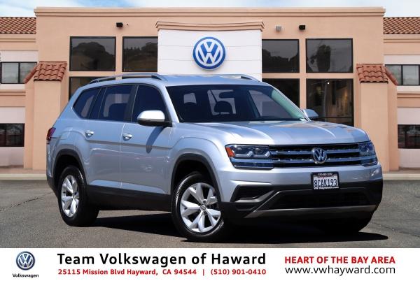 2018 Volkswagen Atlas in Hayward, CA