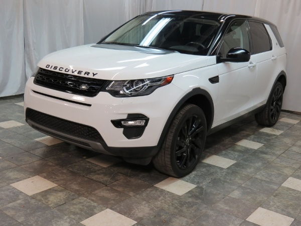 2017 Land Rover Discovery Sport in Chesterland, OH