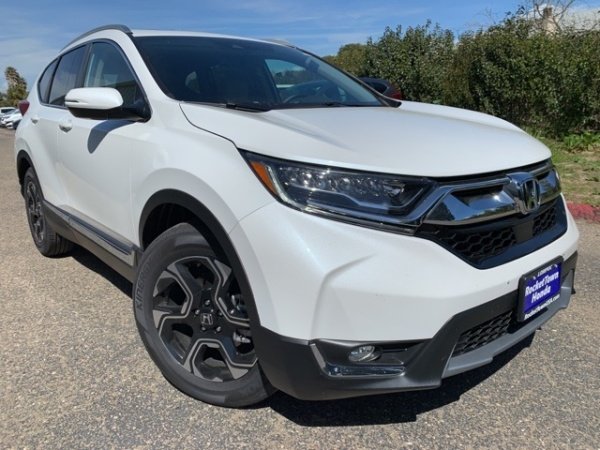 2019 Honda CR V Touring FWD For Sale In Lompoc CA