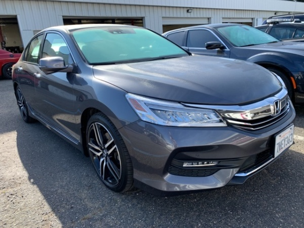 2017 Honda Accord Touring Sedan Automatic For Sale In Lompoc CA