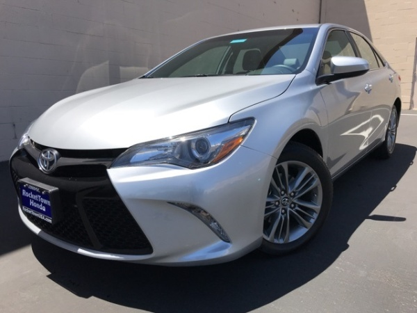 Used Toyota Camry For Sale In San Luis Obispo Ca U S