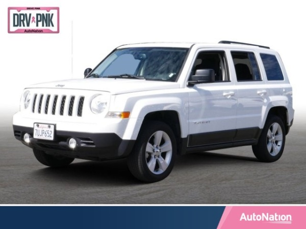 2017 Jeep Patriot Latitude FWD $14,845 Fremont, CA