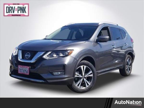 2017 Nissan Rogue in Fremont, CA