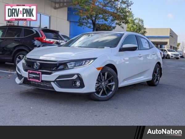 2020 Honda Civic in Fremont, CA