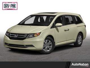 ef9f715b66ea94 2015 Honda Odyssey EX-L with Navigation for Sale in Fremont