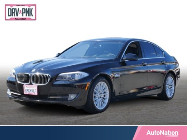 2011 BMW 5 Series 4dr Sedan 535i RWD 13396 Fremont CA