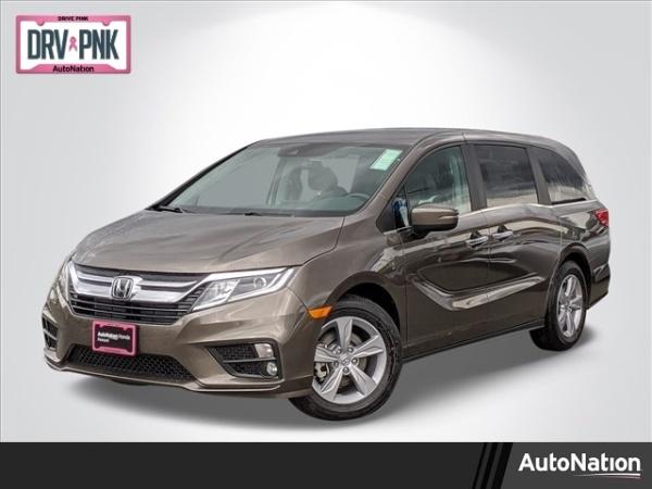 2020 Honda Odyssey in Fremont, CA