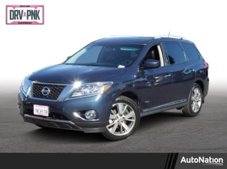 2017 Nissan Pathfinder Platinum Hybrid Fwd For In Fremont Ca