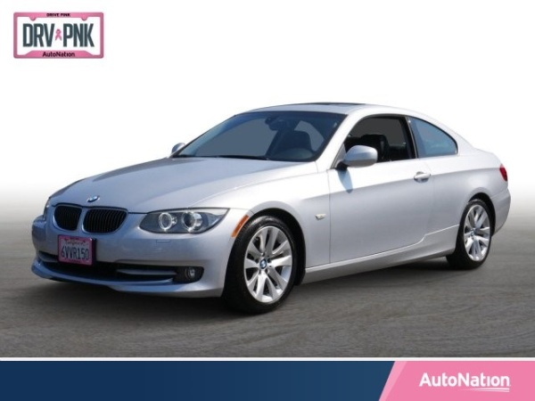 2012 BMW 3 Series Coupe SULEV 12568 Fremont CA