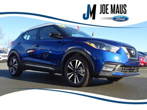 2018 Nissan Kicks in Albemarle, NC