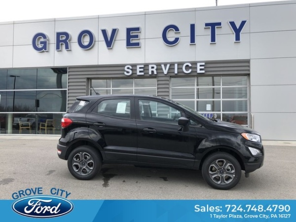2020 Ford EcoSport in Grove City, PA