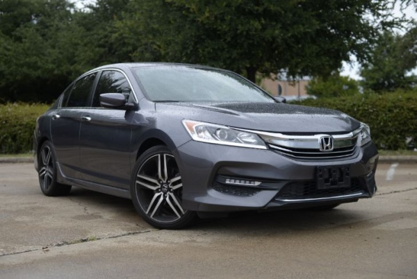 2016 Honda Accord in Richardson, TX