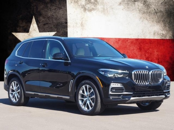 2020 BMW X5 in Temple, TX