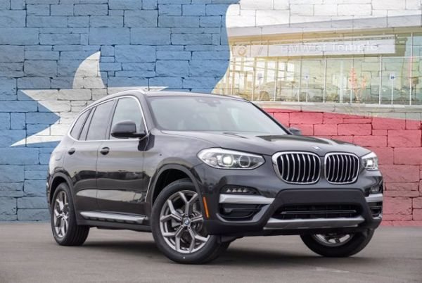 2020 BMW X3 in Temple, TX