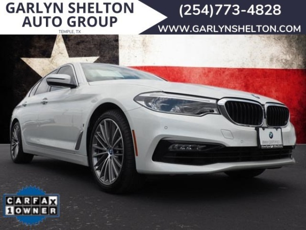 2018 BMW 5 Series in Temple, TX