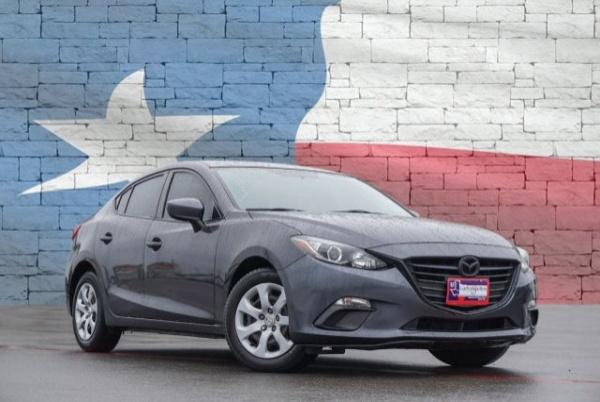 2015 Mazda Mazda3 in Temple, TX