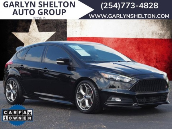 2016 Ford Focus in Temple, TX