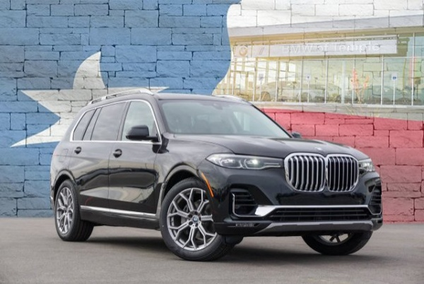 2020 BMW X7 in Temple, TX
