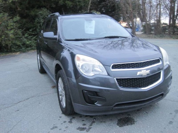 2010 Chevrolet Equinox in Burlington, NC