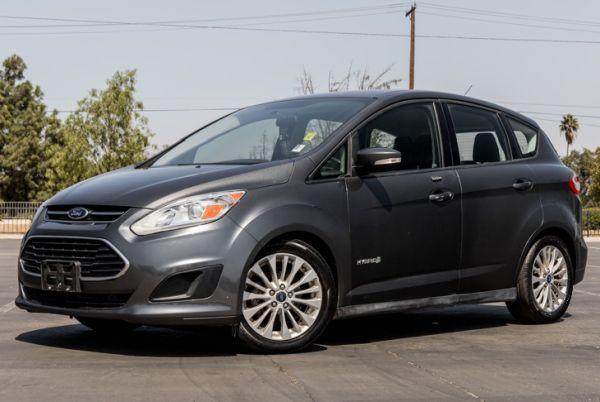 2017 Ford C-Max Hybrid Hybrid SE
