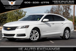 Used Chevy Impala For Sale >> Used Chevrolet Impalas For Sale Truecar