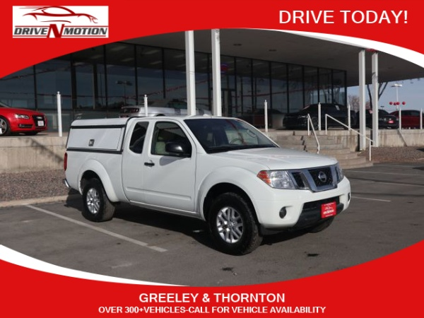 2015 Nissan Frontier in Greeley, CO