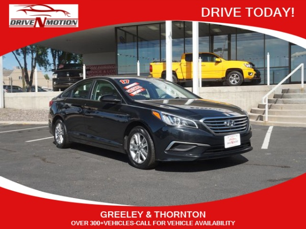 2017 Hyundai Sonata in Greeley, CO