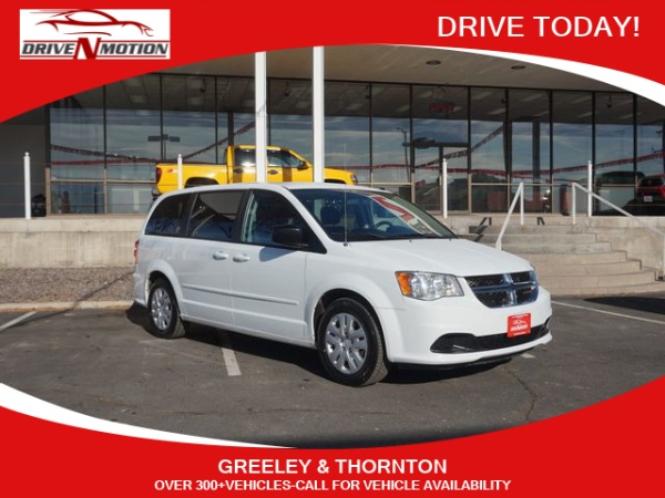 2016 Dodge Grand Caravan in Greeley, CO