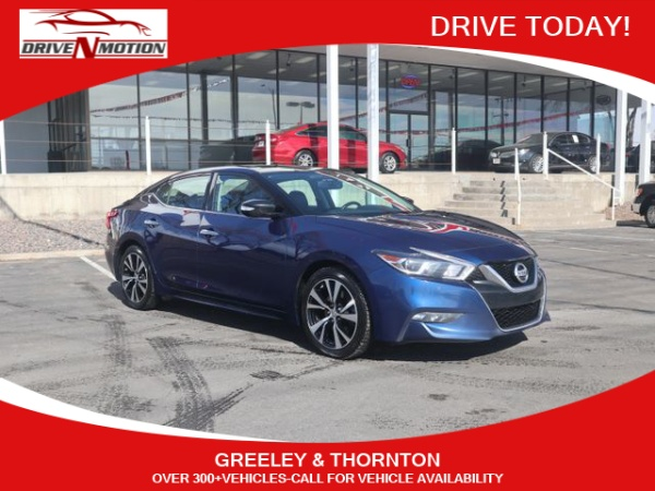 2018 Nissan Maxima in Greeley, CO