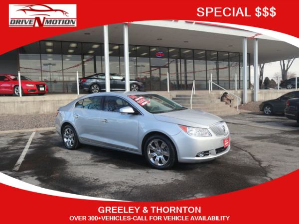 2010 Buick LaCrosse in Greeley, CO