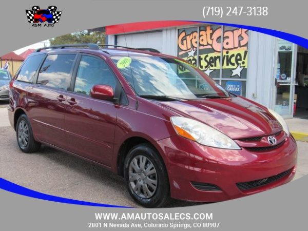 2009 Toyota Sienna in Colorado Springs, CO