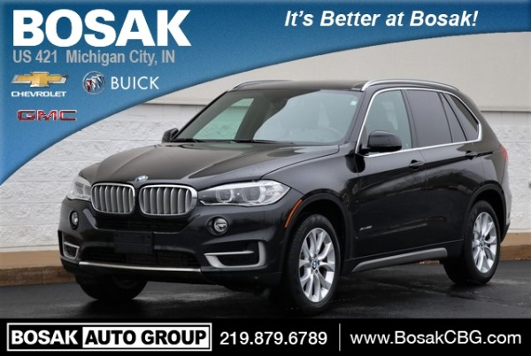 2018 BMW X5 in Michigan City, IN