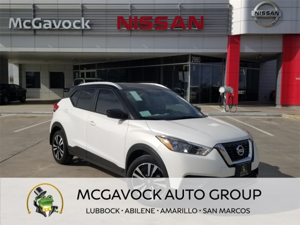 2020 Nissan Kicks in San Marcos, TX