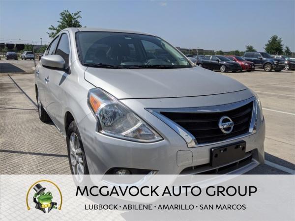 2019 Nissan Versa in San Marcos, TX