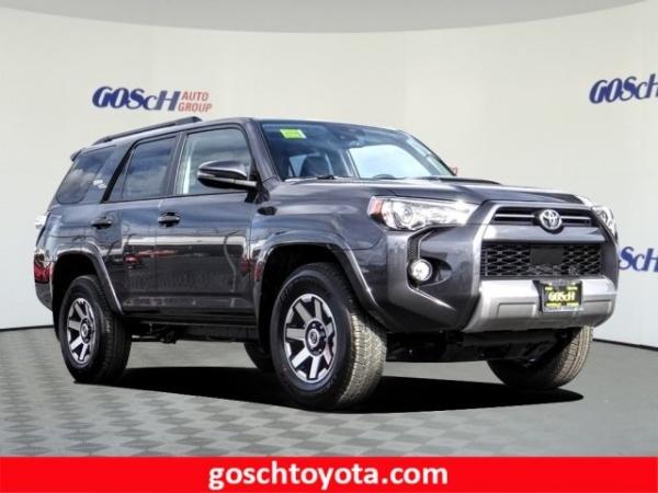 2020 Toyota 4Runner in Hemet, CA