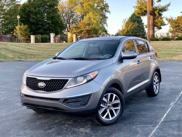 2014 Kia Sportage in Greensboro, NC