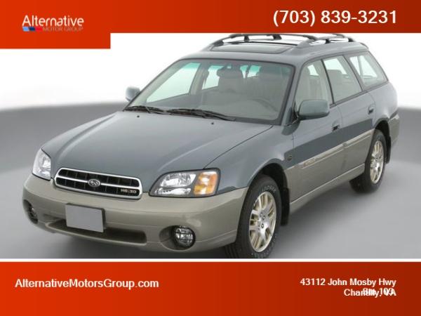 2001 Subaru Outback L.L. Bean Edition