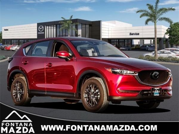 2020 Mazda CX-5 in Fontana, CA
