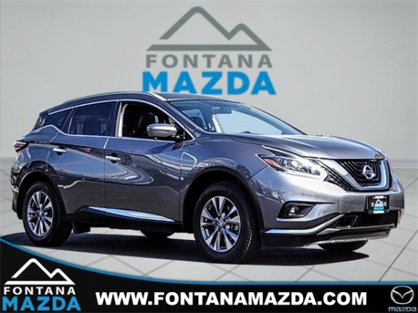 2018 Nissan Murano in Fontana, CA