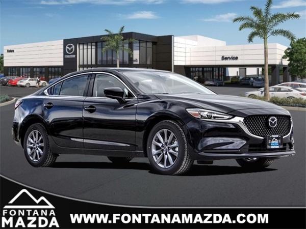 2020 Mazda Mazda6 in Fontana, CA