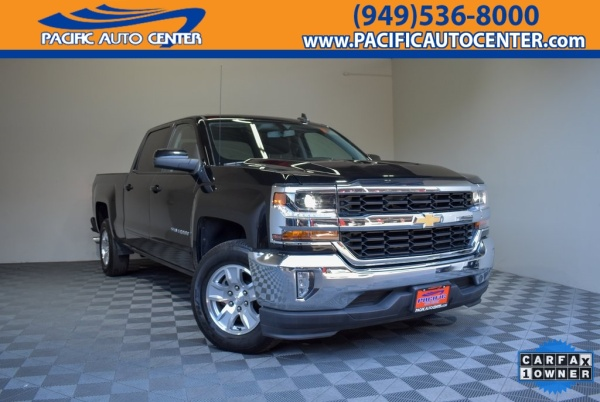 2018 Chevrolet Silverado 1500 in Costa Mesa, CA