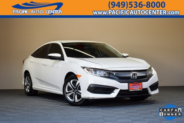2017 Honda Civic LX