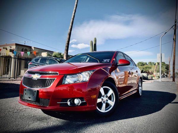 2011 Chevrolet Cruze in Tucson, AZ